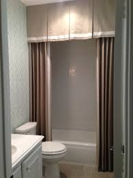 Custom Bathroom Shower Curtains 6 Interiors That Are Anything But Boring Bath Curtain Ideas And