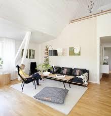 living room scandinavian fabric curtains scandinavian blinds