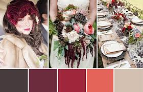 color palette for wedding olde worlde chic shades of wine wedding colour palette