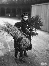 scandinavian traditions seen through vintage photos