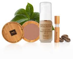 eminence organic beauty collection organic and mineral cosmetics
