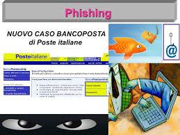 banco postaonline nuove truffe on line phishing ppt scaricare