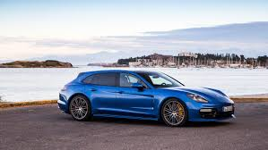 porsche panamera turbo 2017 white golden steering wheel porsche panamera turbo sport turismo is