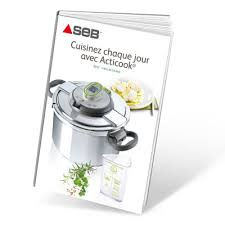 de cuisine seb la cuisine rapide avec la cocotte minute seb acticook idealo fr