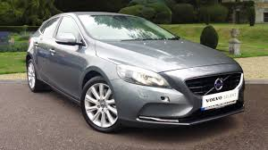 2014 volvo semi used volvo v40 cars for sale motors co uk
