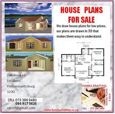 houses plans for sale house plans for sale pietermaritzburg gumtree classifieds