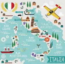 Napoli Map by Cartoon Map Of Italy Royalty Free Cliparts Vectors And Stock