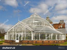 winter garden peoples palace glasgow green stock photo 89067670