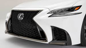 lexus models prices 208 lexus ls 500 f sport debuts at the new york international auto