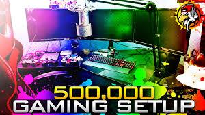 eliteshot 500k gaming setup youtube