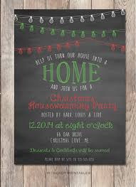 registry for housewarming party christmas housewarming party invitation housewarming
