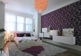 Delighful Bedroom Wallpaper Design Ideas Elegant Pattern Bank - Bedroom wallpaper idea