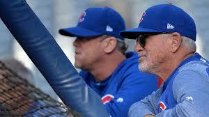 Baseball Bench Coach Duties Eric Hinske Nbc Sports Chicago
