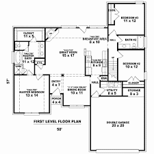 20 Stunning House Plan For 1600 Sq Ft House Plans Luxury Stunning 1600 Square Feet House Plan
