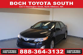 boch toyota south used cars used toyota camry hybrid for sale in providence ri edmunds