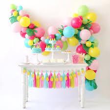 balloon garland flamingle balloon garland kit happy wish company