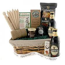 delivery gifts for men gardening gift baskets for him gardener s guinness gift