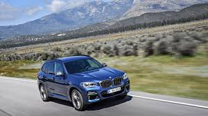 kereta bmw x5 bmw x3 u0027s 2018 model unveiled in full u2013 drive safe and fast