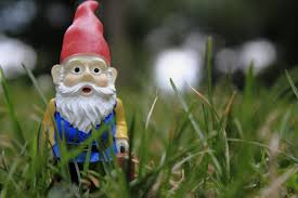 Lawn Gnome by Jesus With Found Inside Garden Gnome Youtube