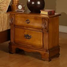 shop sunset trading sunset suites honey pine nightstand at lowes com
