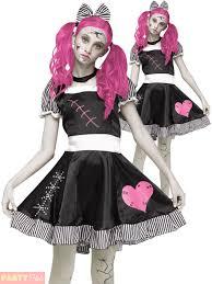 Broken Doll Halloween Costume Girls Broken Doll Costume Girls Zombie Halloween Fancy Dress Kids