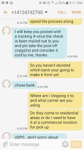 Flag Craigslist Post Craigslist Scammer Gets For A Ride Album On Imgur
