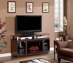modern electric fireplace tv stand binhminh decoration