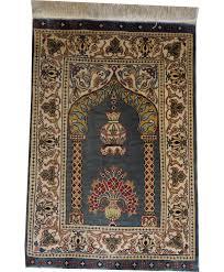 handmade turkish kayseri original silk carpet 1 free shipping