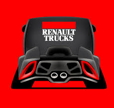 cartoon lamborghini renault trucks corporate press releases design of super trucky