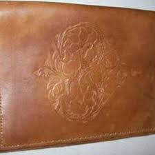 custom leather photo album buy a made custom leather photo album with celtic design