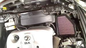 lexus gs 450h hybrid 2006 how to change air filter lexus gs 2006 diy guide youtube