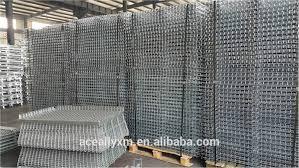 welded wire mesh wire decking wire mesh deck for pallet racks