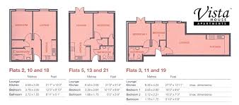 Duplex Floor Plans 3 Bedroom by Floor Plans Of Apartments To Rent In Luton City Centre