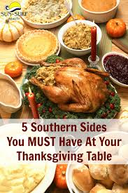 5 southern sides you must at your thanksgiving table