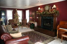 Living Home Christmas Decorations by Living Room Trendy Decoration Indoor Christmas Decorating Ideas
