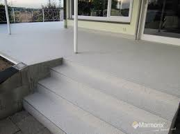 steinteppich verlegen treppe marmorix steinteppich verlegebeispiele außenbereich