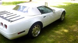 c4 corvette convertible for sale 1993 white convertible corvette for sale only 13 000