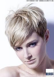Kurzhaarschnitt Frisuren by Blonder Kurzhaarschnitt Mit Hellerem Deckhaar Frauen Frisuren