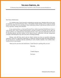 9 new grad cover letter emails sample