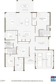 Floor Plans For Large Homes 30 Best Contempo Floorplans Images On Pinterest Home Design