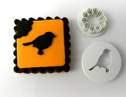 halloween cookie cutters bubble and sweet silhouette bird halloween cookies square of course