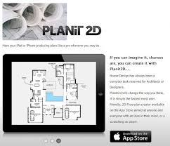 home design pro ipad a new app planit2d have your ipad or iphone producing house plans