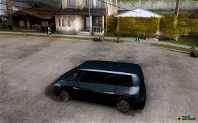 renault minivan f1 1995 renault espace f1 custom for gta san andreas