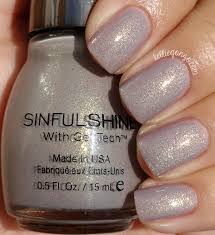 kelliegonzo sinful shine prosecco swatch u0026 review