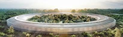 apple siege le terrassement du futur siège d apple avance bien macbidouille com