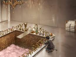 Lego Harry Potter Bathroom The 5 Strangest Things To Ever Happen In A Hogwarts Bathroom