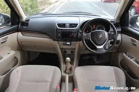 Honda Brio Smt Interior Shootout Honda Amaze Vs Maruti Swift Dzire
