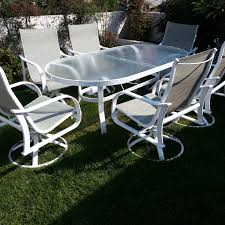 Sling Back Patio Dining Sets - patio furniture u2013 quality interiors