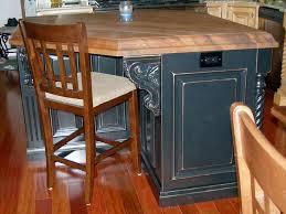 distressed black kitchen island kitchen islands custom woodcraft