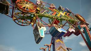 zipper ride experience at california mid winter fair